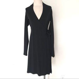 Diane Von Furstenberg DVF Wool Wrap Dress Career